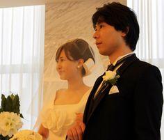 きれいでキュートな花嫁さまからのお写真!!♡エマリーエ