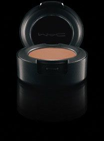 Soft Brown by MAC. For lighter skin tones this is the perfect shade to blend out nearly every look and is also wonderful to warm up the brow bone!