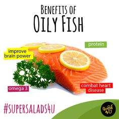 #Fish improves brain power and combats heart disease