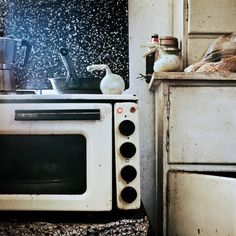 Kitchen Stories from the Balkans - Photographs and text by Eugenia Maximova | LensCulture