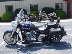 2008 Yamaha Road Star Silverado on sale at Wengers of Myerstown. Only $9750