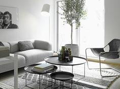 Apartment styled by Lotta Agaton for Folkhem