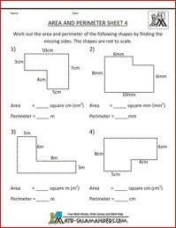 area worksheets math area worksheets - 28 images - perimeter worksheets, 16 best images of grade math worksheets area area, perimeter worksheets, uncategorized area and perimeter worksheets, math practice worksheets Area And Perimeter Worksheets, Area Worksheets, Perimeter Of Shapes, Shapes Worksheets, Printable Worksheets, Grade 6 Math Worksheets, Math Resources, Volume Worksheets, Maths Area