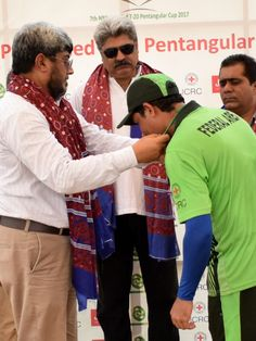 Medals Distribution of 7th NBP Disabled T-20 Pentangular Cup 2017   More Details: https://lnkd.in/dmM73wN