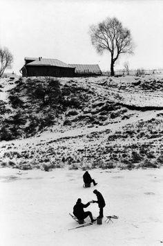 Henri Cartier-Bresson Russia. Vladimir oblast. Kidesha. 1972