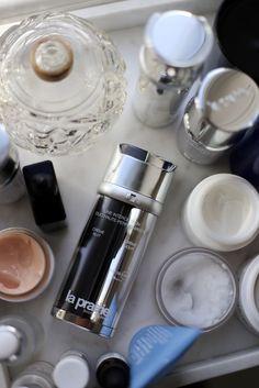 La Prairie Line Interception Duo get rid of wrinkles prevent aging serum