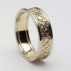 Celtic Wedding Ring