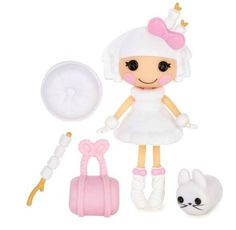 Mini Lalaloopsy Doll - Toasty Sweet Fluff by Lalaloopsy Lalaloopsy Mini, Biscuit, Preschool Games, Little Pets, Cute Characters, My Little Girl, Gifts For Girls, Fashion Dolls, Things That Bounce