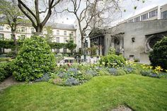 Square Georges Cain Mansions, House Styles, Home, Decor, Decoration, Manor Houses, Villas, Ad Home, Mansion