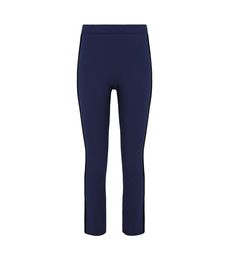 d38b01955279f Visit Tory Burch to shop for Side-striped Tech Ponte Cropped Flare Pants  and more Womens view all. Find designer shoes