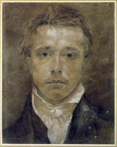 Self Portrait, c.1826 by Samuel Palmer