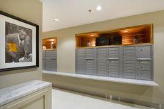 mail room design