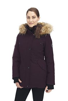 This Alpine North mid-length down parka coat is one of our warmest and most stylish winter jackets on the market today. It boasts 80 percent duck down insulation offered here at an unbeatable price. The detachable hood is adorned with fashionable vegan fur that will highlight your look while you...  More details at https://jackets-lovers.bestselleroutlets.com/ladies-coats-jackets-vests/down-parkas/down-down-alternative-down-parkas/product-review-for-alpine-north-womens-down