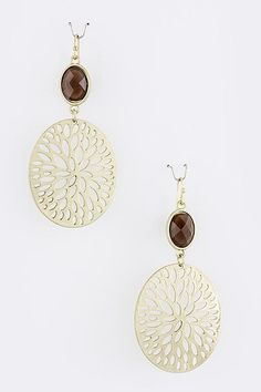 Ornamental Outdoors Earrings