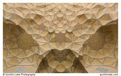 Jameh Mosque aka The Congregational Mosque of Isfahan built from