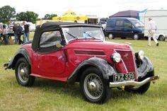 1936 Ford Eifel (Germany Only)