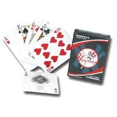 MLB Team Playing Cards - Yankees