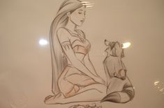 Disney Princess Drawings | Disney Princess drawings - Disney Princess Photo (21907011) - Fanpop ...