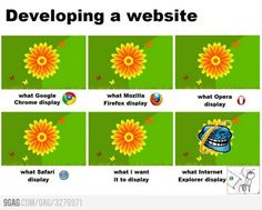Poor Web Developers... pinned with Pinvolve @ www.facebook.com/aeonmultimedia247