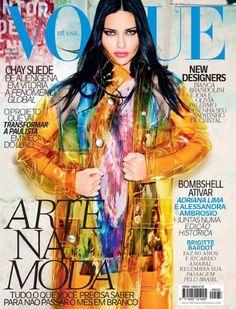 Vogue Brasil - Setembro 2014   #fashion #magazines #revistas #moda