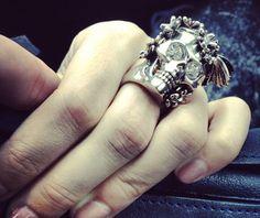 alex mcq ring