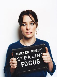 parker posey...<3 her.  From Vamp (Blade Trinity) to Agent (Fay Grim), always quirky and unique, always original and inspirational.