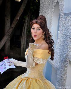 Princess Belle_0362 by Disney-Grandpa, via Flickr