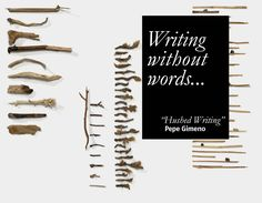 'Hushed Writing' - Pepe Gimeno | Dec 3, 2015 6:30-8:30pm at the TDC. A book about writing without a single word Hushed Writing is a book that cannot be read in the conventional way: only a graphic interpretation is possible. This act of deliberately separating form from content has transformed the graphic structure of the book into its narrative. Read more...