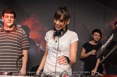 Simina Grigoriu / RQZ & Paul K @ Club Midi - Cluj Napoca