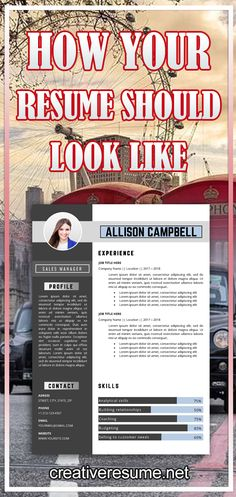 Impressive Professional 2 Page Resume template (Cover Letter Template included) to get your dream job. Good Resume Examples, Resume Ideas, Resume Tips, Resume Cv, Cv Words, Resume Words, Job Resume Template, Cv Template, Interview Advice