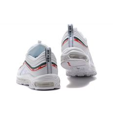 size 40 e93ff 24cea 2018 Nike Air Max 97 OG Dam Loparskor Vit Rosa. fly19900419 · Air Max 97 ·  Mens/Womens Nike Air Max 97 OG/UNDFTD Undefeated Shoes Sail/Speed Red
