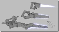 The Making Of An Armored Core V Mech image