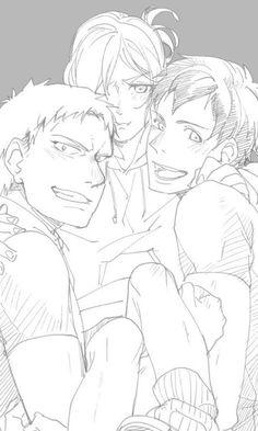 #annie #reiner #bertolt Shingeki no Kyojin┋Атака Титанов┋Attack on Titan