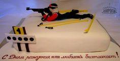 Cake Торт biathlon https://vk.com/svetkintort