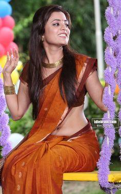 Nisha agarwal hot in saree