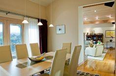 Elegant Interior Design by Marie Cool Furniture, Teak Furniture, Beautiful Interior Design, Beautiful Homes, Repurposed, Interior Decorating, Dining Table, Design Styles, Design Ideas