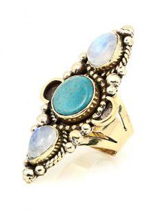The Unicorn Ring  - Rings | Vanessa Mooney Jewelry