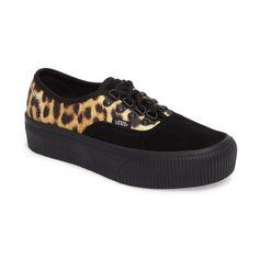 3e8019063e28 Women s Vans Authentic 2.0 Platform Sneaker (€56) via Polyvore featuring  shoes