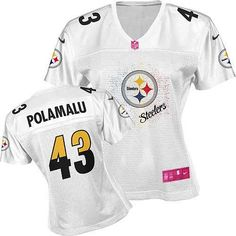 1000+ images about Steelers #43 Troy Polamalu Home Team Color ...