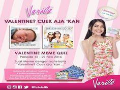 Kuis Valentine Meme Quiz Berhadiah Voucher Belanja MAP - Hey sobat Mister Kuis. Valentine sudah lewat. Tetapi kamu masih bisa ikutan Valentine Meme Quiz