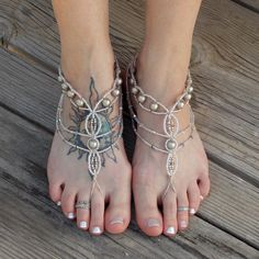 a5d9ab38dc7b Take along these sexy barefoot sandals and you ll be