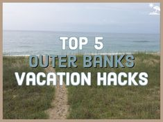 We want to make sure youre prepared for your trip so weve compiled a list of tips to ensure your Outer Banks vacation goes smoothly. Here are our Top 5 Outer Banks Vacation Hacks. Outer Banks North Carolina, Outer Banks Beach, Outer Banks Vacation, Fiji Travel, Summer Travel, Carolina Beach, South Carolina, Corolla Outer Banks, North Carolina Vacations