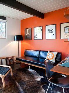 Hunter casie 39 s redneck modern eichler home house for Redneck bedroom ideas