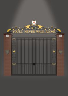 This listing is a poster of the famous Shankly Gates outside Liverpool FC home stadium AnfieldThe poster comes in a choice of sizes x or x are printed on paper and are sent in a mailing tube in tissue paper. Lfc Wallpaper, Liverpool Fc Wallpaper, Liverpool Wallpapers, Homescreen Wallpaper, Liverpool Fc Home, Liverpool Anfield, Liverpool Football Club, Good Soccer Players, Soccer Fans