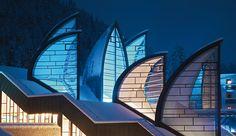 TSCHUGGEN GRAND HOTEL, Arosa, Switzerland. Grand Hotel, Switzerland, Opera House, Skyscraper, Multi Story Building, Travel, Architecture, Arosa, Skyscrapers