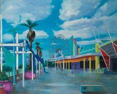 Gamze Olgun Fair Grounds, Fun, Painting, Travel, Voyage, Painting Art, Paintings, Viajes, Paint