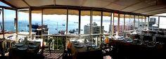Cafe Turri in Valparaiso, Chile