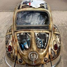 Vw Beetle Custom 46