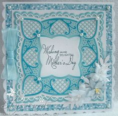 Star's Cards: Mother's Day Card - Marianne dies