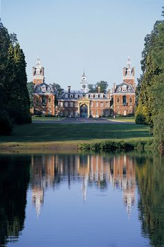 Wellington College in Berkshire, England. Queen Victoria laid the foundation…